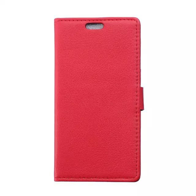 High quality Litchi Texture PU Leather wallet flip with Stand cover case For HuaWei Y360,For HuaWei Y360 mobile phone bag shell(China (Mainland))