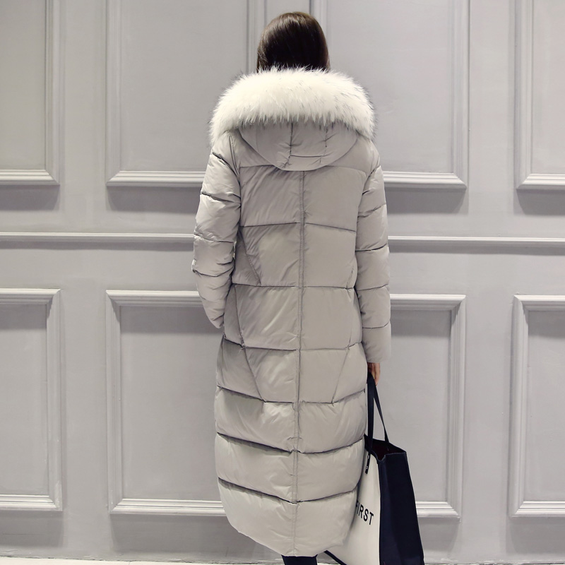 2015 Womens Coats For Winter Thickening Duck Down Jackets Women Long Outwear New Female Warm Extra Long Down Parka&amp;Coats DX660Одежда и ак�е��уары<br><br><br>Aliexpress