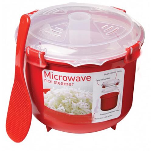 plastic microwave rice steamer microwave rice cooker in. Black Bedroom Furniture Sets. Home Design Ideas
