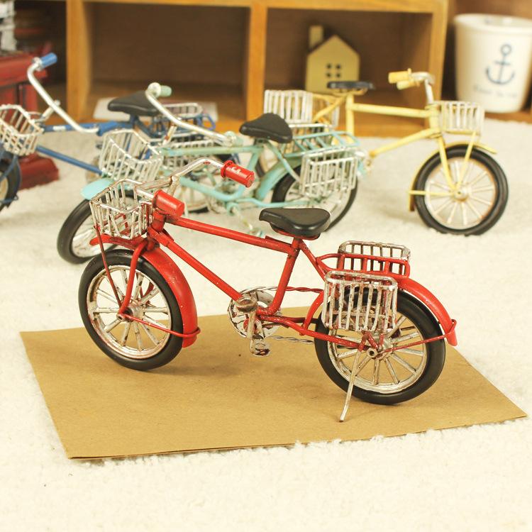Online kopen wholesale schaal model fiets uit china schaal for Metalen decoratie fiets