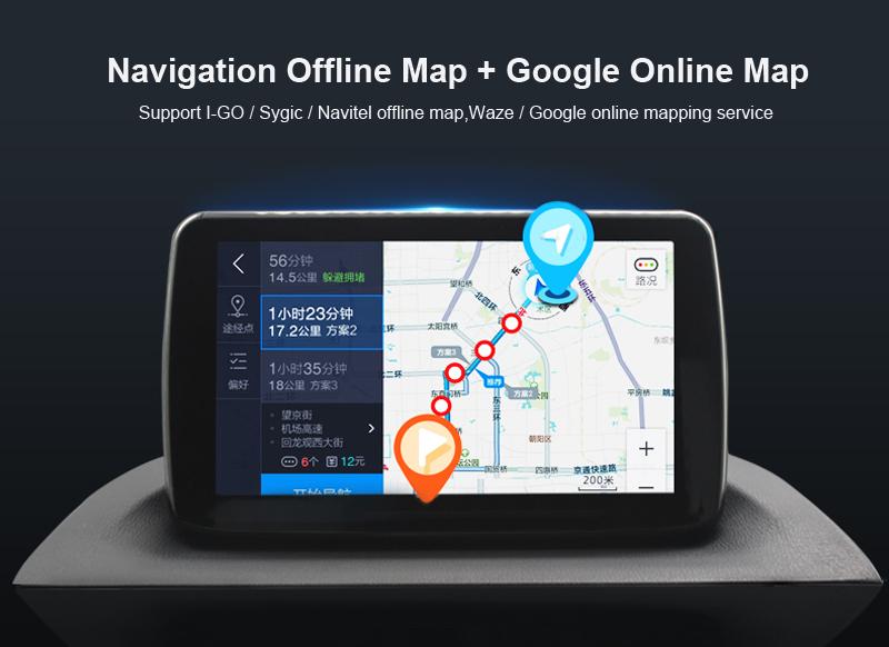 ANDROID 6.0 CAR DVD 2DIN CAR RADIO GPS universal 2 din 7inch dvd car gps radio gps (9)