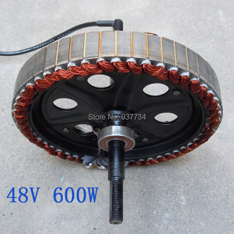 Electric Scooter Brushless Motor Parts 48v 600w Rotor E
