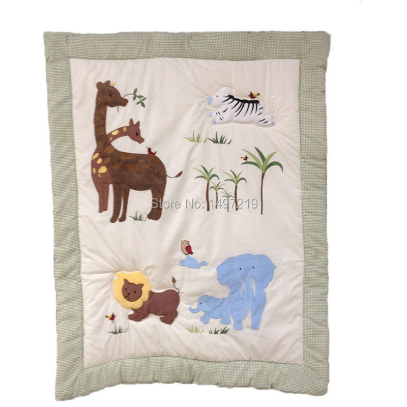 PH040 child bedding elephant design (5)