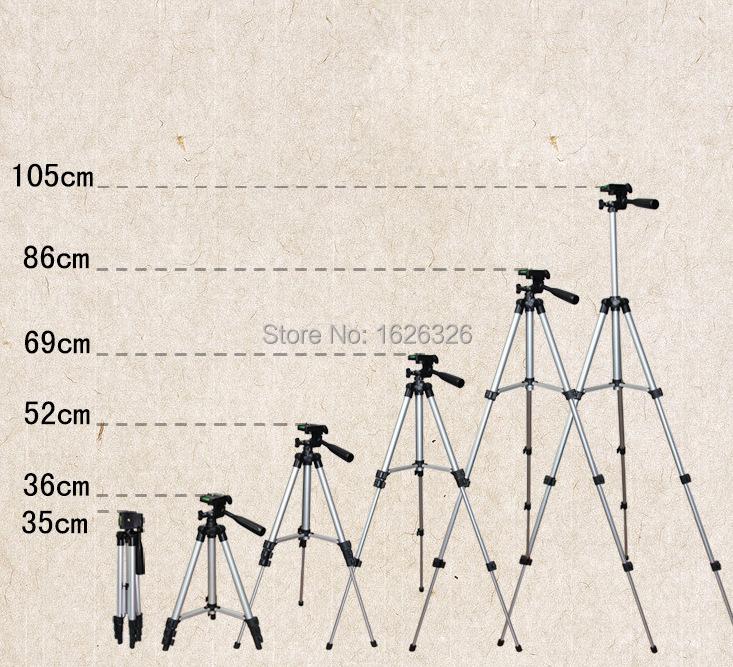 New Professional Flexible Portable DSLR Camera Tripod for Camera for Sony Canon Nikon tripod monopod free shipping(China (Mainland))