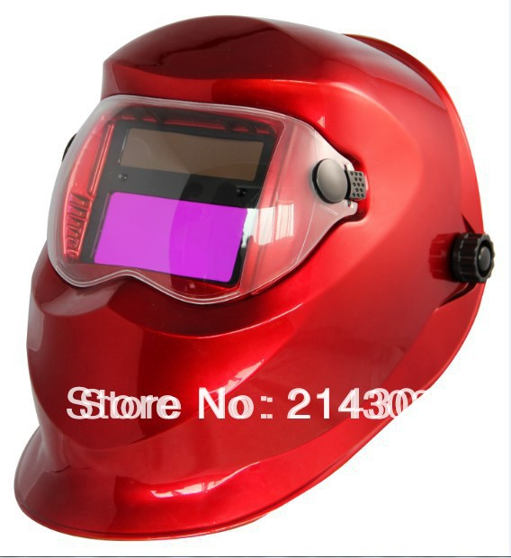Solar auto darkening welding helmet/welding mask/welder goggles/eye mask/shading goggles for the TIG MMA MIG welding machine(China (Mainland))