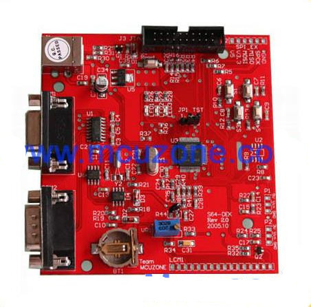 Free Shipping! 1pc 7S256 DEK development board ATMEL ARM7 AT91SAM7S256(China (Mainland))