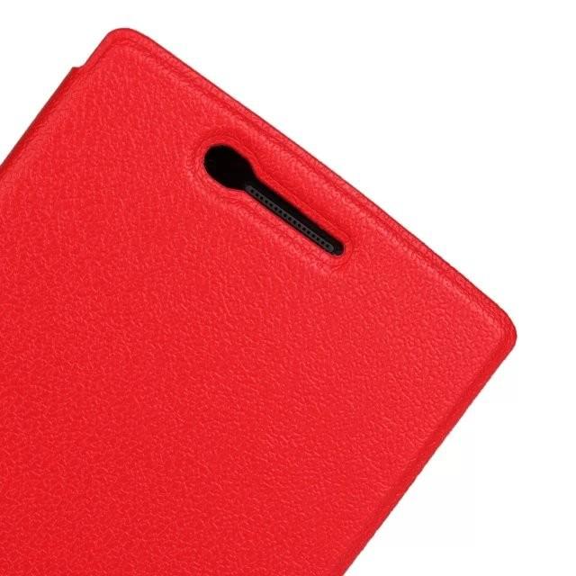 новые 6 цвета кожаный чехол для oneplus один ультра тонкий роскошный телефон случаев обложка Аксессуары для мобильных телефонов