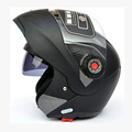 Hot sale 7 colors Jiekai 105 flip up motorcycle helmet with inner sun dual visor system