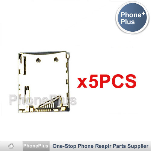 5 ШТ. Micro TF SD Card Reader Модуль Слот Лоток Держатель Бесплатной доставка Для Sony Xperia Z1 MINI Z1 Compact Z C6602 C6603 sony reader pocket edition prs 300 киев