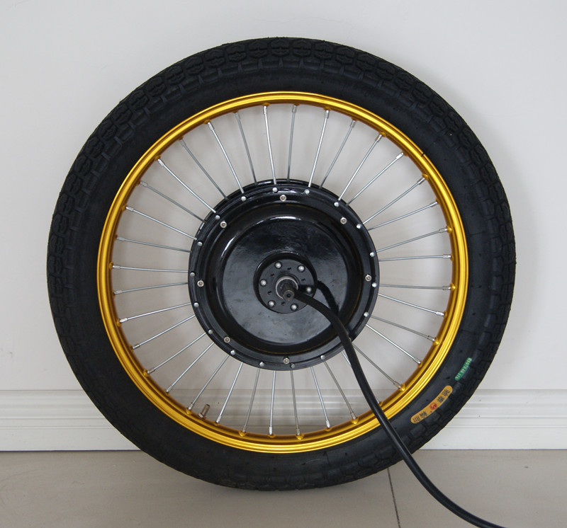 High Power 5kw Motor Wheel Electric Wheel 5kw Electric