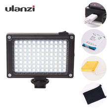 Buy Ulanzi Rechargeable Mini Camera LED Light Kit Battery Filters Hot shoe mount Canon Nikon Camcorder Youtube video Blog for $19.20 in AliExpress store