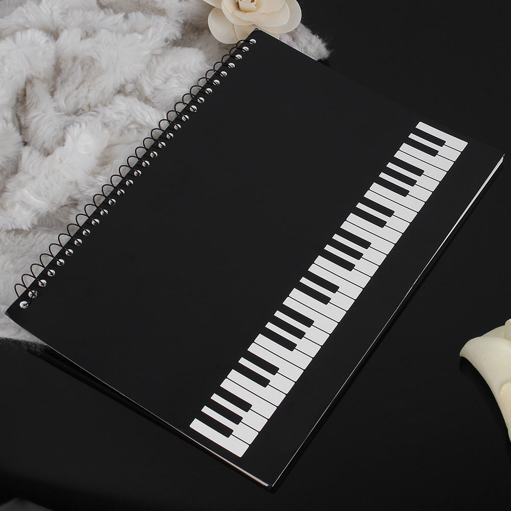 Music writing paper online