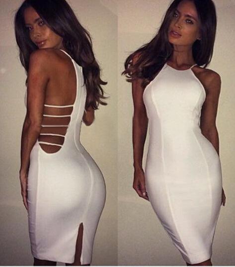 Женское платье Bodycon dress A23 2015 Bodycon white dress A23 parasound a23 silver