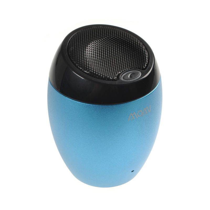 New arrival!! Mustang M1 bluetooth speakers Portable Mini lamp Bluetooth speakers Blue(China (Mainland))