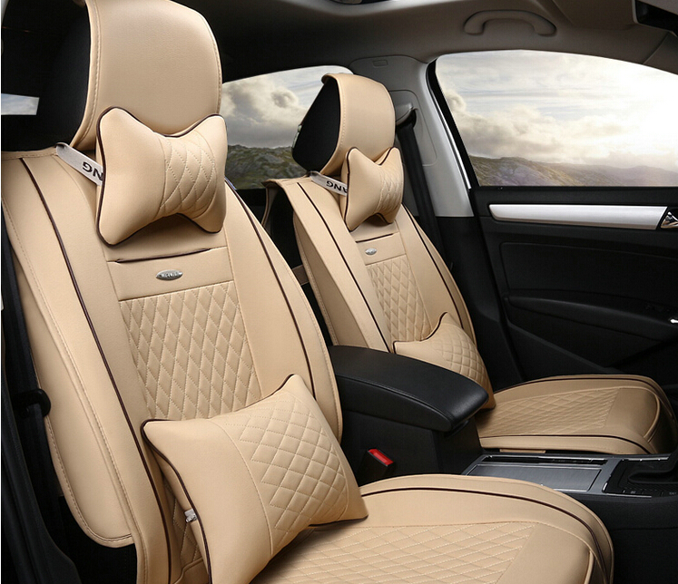 High Quality Full Set Car Seat Covers For BMW X1 2015