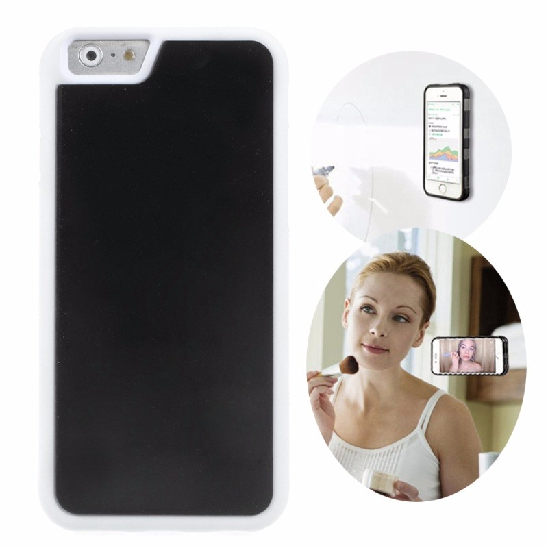 Fashion Anti-Gravity Selfie Magical Design Phone Case Without Being Sticky For iPhone 6/6s for iPhone 6 plus/6s plus Cover