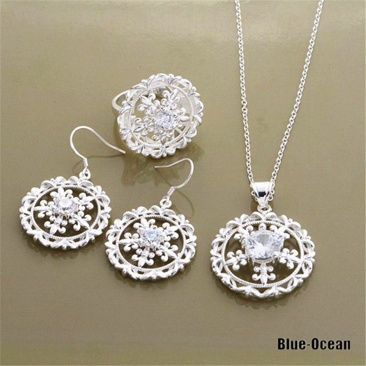 color african prom party wedding bridal costume jewelry sets round