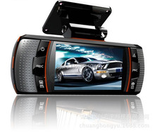 1080P Full HD camera 2.7″ met GPS, WDR en G-sensor