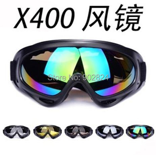 COOL Riding glasses X 400 Goggle windproof UV protection outdoor Sports Hiking Ski Goggles Sunglasses G559-563 - Chang Trading Co., Ltd. store