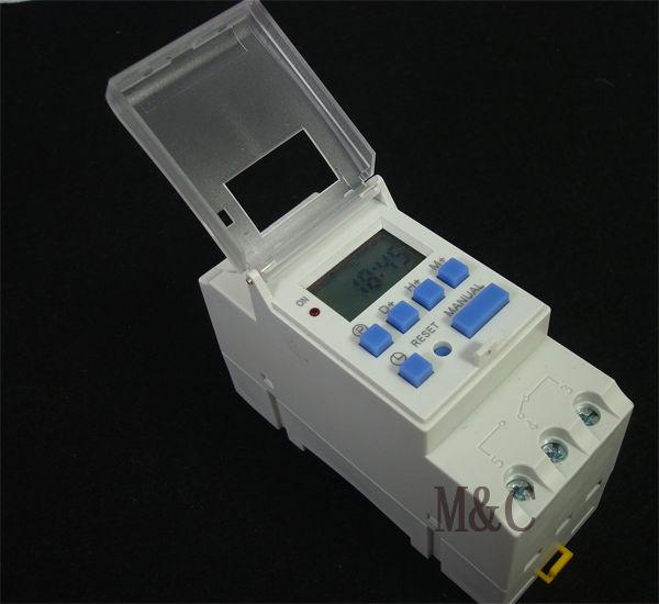 Таймерный выключатель 15A /220