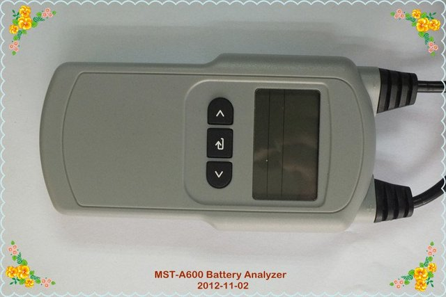2012 NEW  lead-acid battery tester Promotion price
