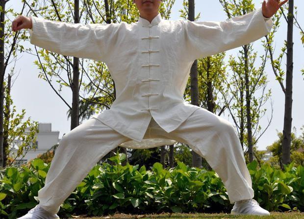 8Colors высокое качество белья кофточки кунг-фу/Тай Чи Одежда задает одежду Шаолинь боевые искусства Униформа Костюмы для женщин & мужчин