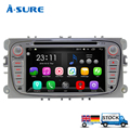 A Sure Double 2 Din Android 5 1 1 Car DVD GPS For Ford Focus Mondeo