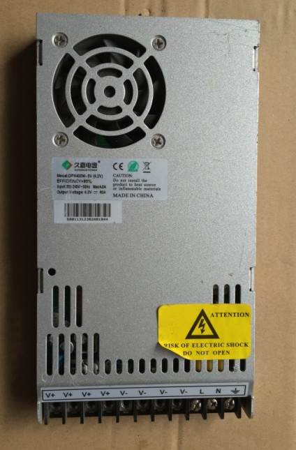 Jia long power original disassemble DPN400W5V 4.2V supply without PFC constant class<br><br>Aliexpress