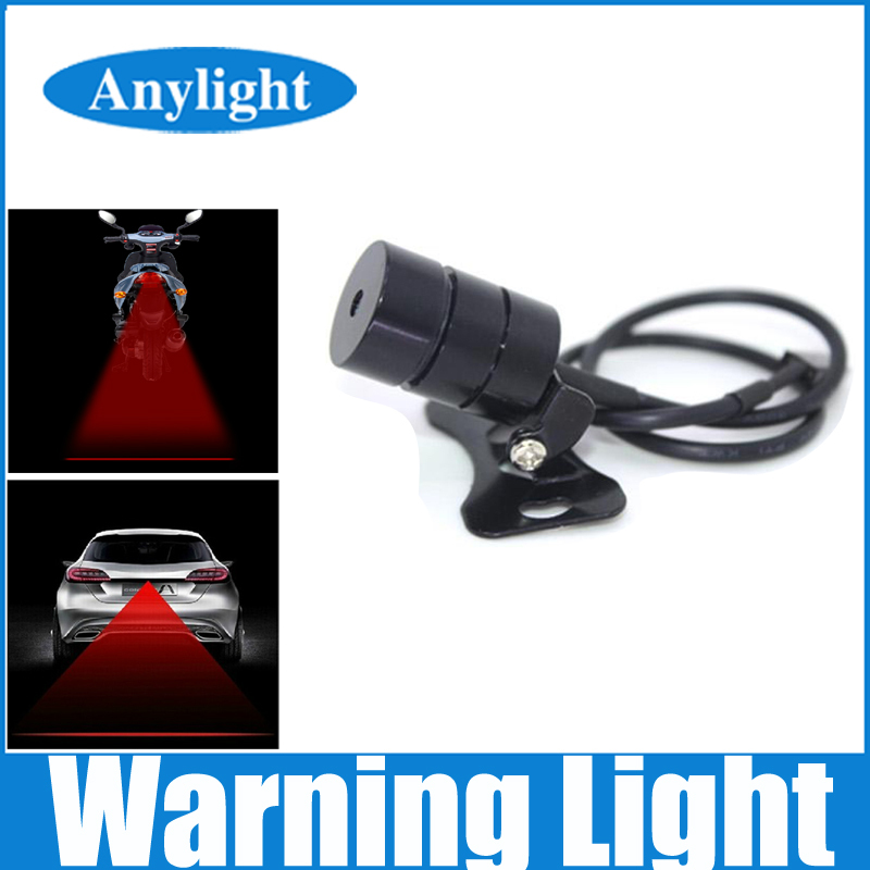 Car Laser Tail 12v LED car Fog Light Rearing Warning Lighting Anti Collision Rear-end for ford /mazda/toyota/xenon//honda WLL14(China (Mainland))