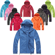 Ultralight Outdoor Windproof UVproof Coat  Women/Men
