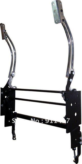 Furniture hardware headrest hinge , gas spring sofa accessories