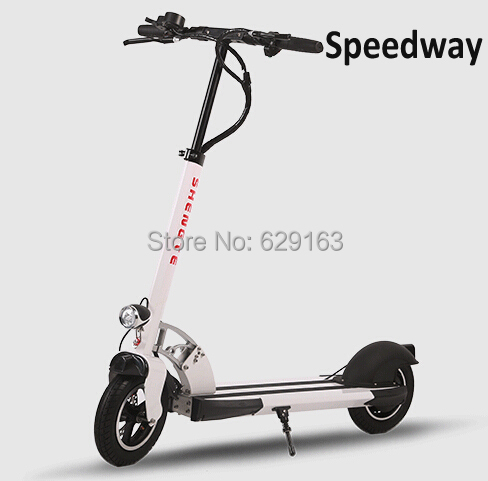 Free shipping Shengte electric scooter mini folding electric bike the lithium cell electronic bicycle