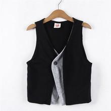 New Arrival Boys Casual Vests For Children Sport Coats    2198