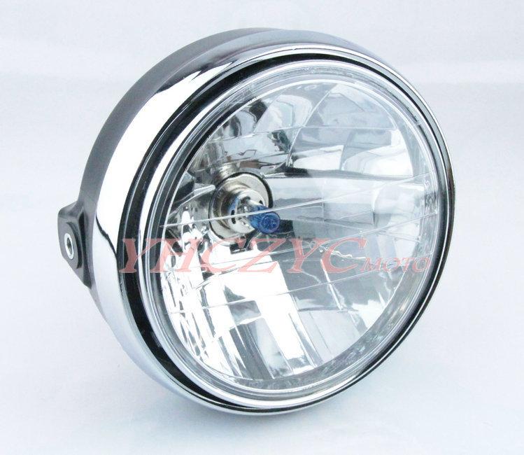 Motorcycle Headlight Assembly : Universal motorcycle headlight assembly reviews online