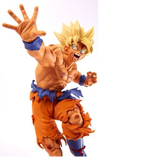 Acheter Dragon Ball Z  Figurine Super Saiyan Vegeta Dragon Ball