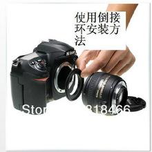 Buy Reverse ring 52mm Macro Reverse lens Adapter Ring AI-52 NIKON Mount D3100 D7100 D7000 D5100 D5000 18-55mm 50 f1.8 LENS for $1.32 in AliExpress store