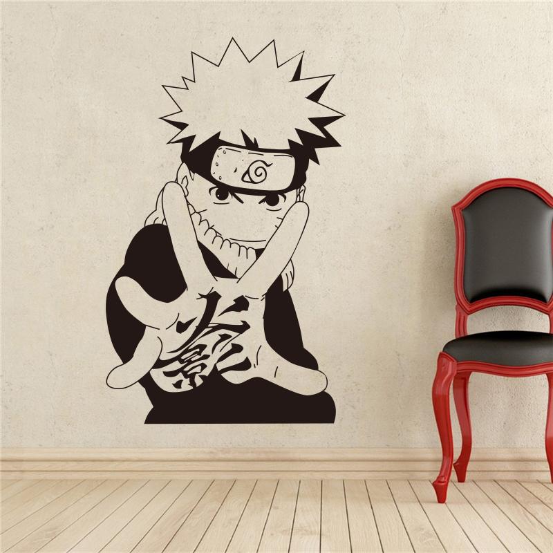 Achetez en gros japonais style int rieur en ligne des for Decoration murale naruto