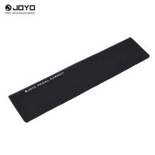 JOYO PC-B Portable Soft Guitar Effect Pedal Board Carpet Pedalboard with 2pcs Hook Fasteners(China (Mainland))
