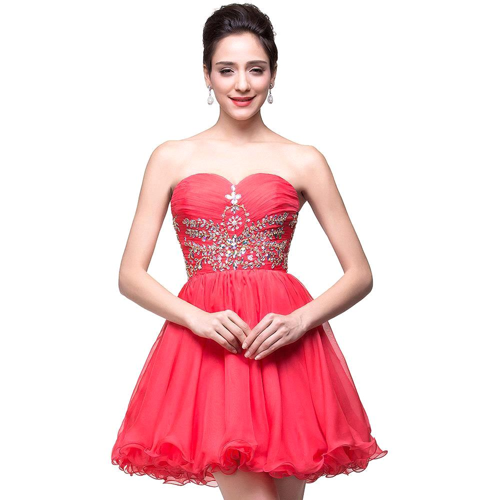 Red Dresses Cheap