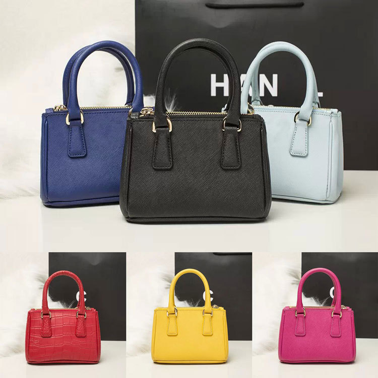 Hot hight quality Fashion famous brand name P bags for women 100% genuine leather designers women handbags mini size AD36(China (Mainland))