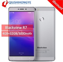 [discount]Blackview R7 4G Mobile Phone 5.5 inch FHD MTK6755 OctaCore Android 6.0 4GB RAM 32GB ROM 13MP Fingerprint ID Smartphone(China (Mainland))