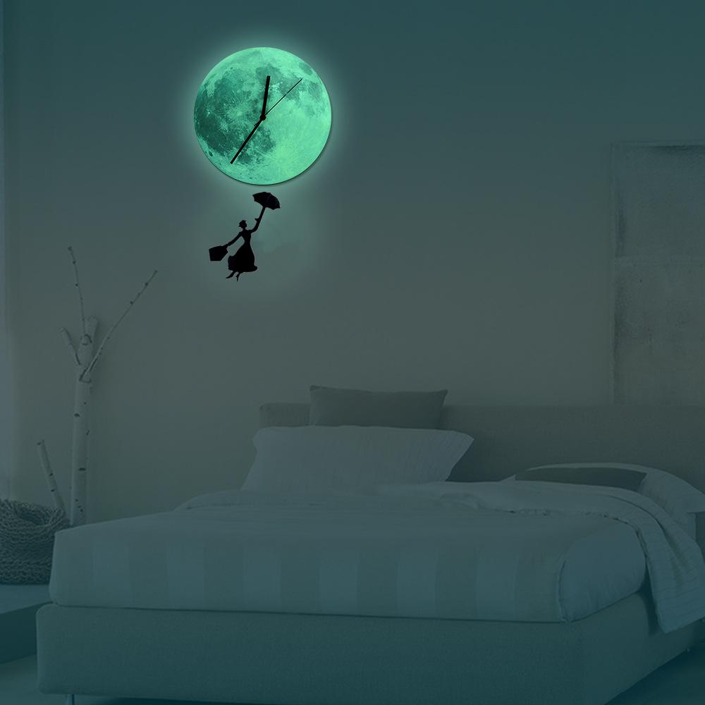Hoge Kwaliteit Moon Klokken-Koop Goedkope Moon Klokken loten van ...