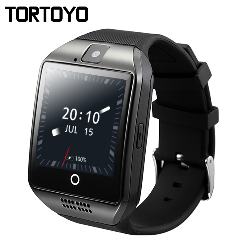 Q18 Plus Android OS Smart Watch Phone 3G GPS WiFi Wristwatch HD Camera Video Smartwatch 512MB/4G Bluetooth Clock Whatsapp Skype(China (Mainland))
