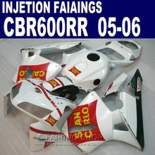 Buy White red Fairing kit For Honda CBR-600 2005 2006 cbr600rr 05 06, SANCARLO Fairings +7gifts l03 for $344.10 in AliExpress store