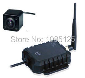 WIFI wireless rear view camera can view via Iphone, Ipad, Android and Notebook(China (Mainland))