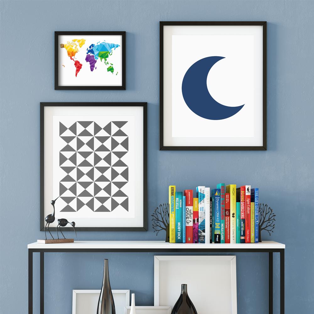 online kaufen gro handel moderne kunst muster aus china moderne kunst muster gro h ndler. Black Bedroom Furniture Sets. Home Design Ideas