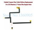 50PCS Replacement Original For DJI Phantom 3 Gimbal Camera Flex Ribbon Cable Repair Parts Flexible Flat Cable (Sta) Advanced