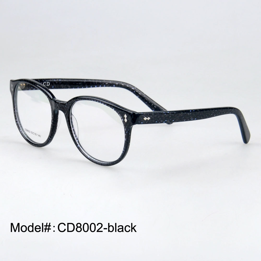 Eyeglass Frames For High Myopia : Aliexpress.com : Buy CD8002 Italian high quality retro ...