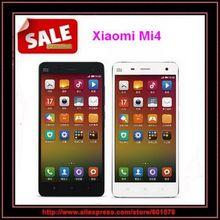 "Xiaomi Mi4 Quad Core Xiaomi Mi 4 M4 Mobile Phone 5"" Qualcomm Snapdragon 801 1920X1080P JDI 3GB RAM 16GB 64GB ROM 8MP 13MP IR GPS(Hong Kong)"