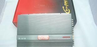 TP618 4-channel car amplifier audio<br><br>Aliexpress